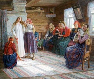 Покров Пресвятой Богородицы на Руси