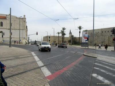 Поездка в Иерусалим в феврале 2018 года, часть 1