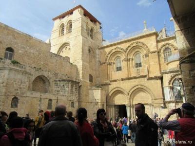 Поездка в Иерусалим в феврале 2018 года, часть 2