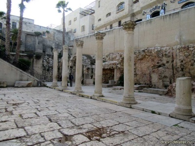 Поездка в Иерусалим в феврале 2018 года, часть 9