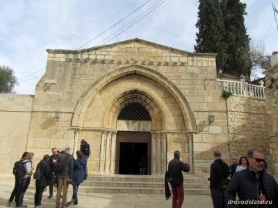 Поездка в Иерусалим в феврале 2018 года, часть 11