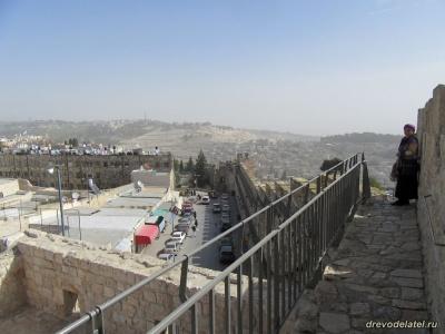 Поездка в Иерусалим в феврале 2018 года, часть 17