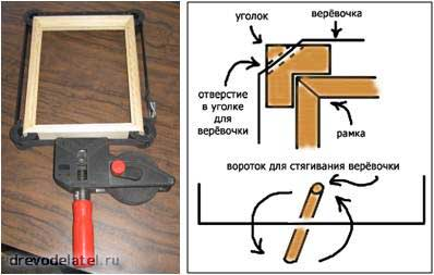 Как сделать рамку своими руками в домашних условиях фото