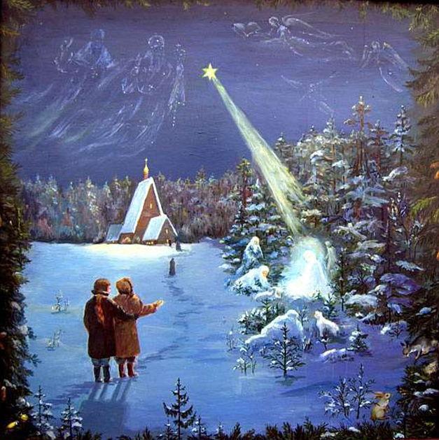 Почему до первой звезды нельзя тайны Рождественского сочельника